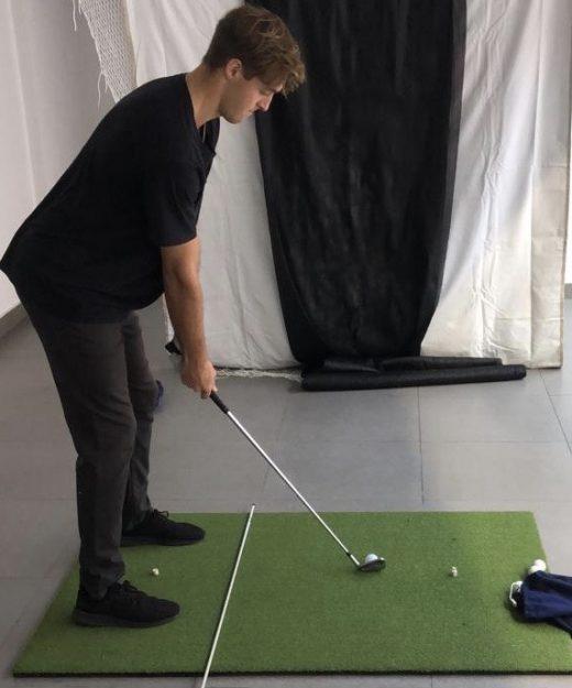 Mat Golf 1,6mts